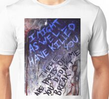 THE VOICE WAS ALWAYS YOURS Unisex T-Shirt