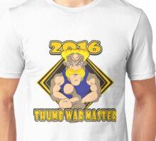 THUMB WAR MASTER Unisex T-Shirt