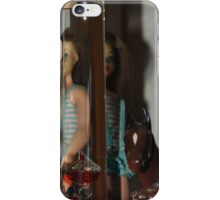 Old fashioned doll  iPhone Case/Skin