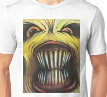 with teeth Unisex T-Shirt