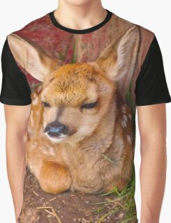 Rexburg Idaho - Baby Fawn Graphic T-Shirt