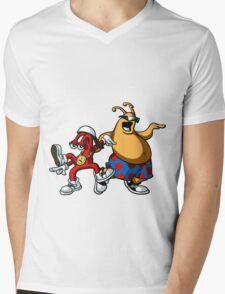 we be jammin Mens V-Neck T-Shirt