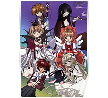 Clamp Girls Poster