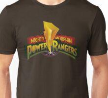 Mighty Morphin Power Rangers Unisex T-Shirt