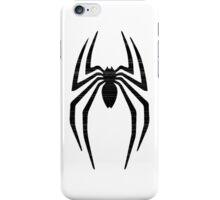 Spiderman Logo grain fade iPhone Case/Skin