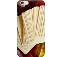 The Reading iPhone Case/Skin
