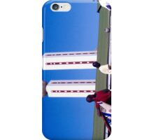 Mosque along the West African coast - Print iPhone Case/Skin