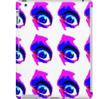 EYE EYE iPad Case/Skin