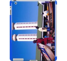 Mosque along the West African coast - Print iPad Case/Skin