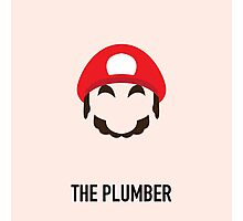 The Plumber Photographic Print