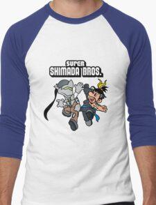 Super Shimada Bros! Men's Baseball ¾ T-Shirt