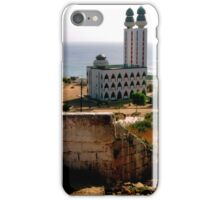 African Mosque - Print iPhone Case/Skin