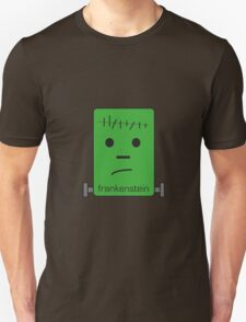 Frankenstein Must Be Disappointed Unisex T-Shirt