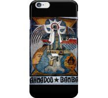 Mouride / Cheik Amadou Bamba Illustration - Print iPhone Case/Skin