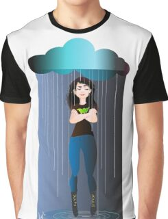 Be the Rain Graphic T-Shirt