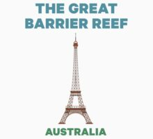 The Great Barrier Reef by BeggarsAll