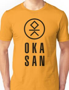 cool and fashionable Okasan T-shirt Unisex T-Shirt