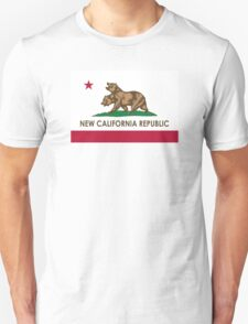 NCR Flag T-Shirt