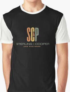 Sterling Cooper & Partners Graphic T-Shirt