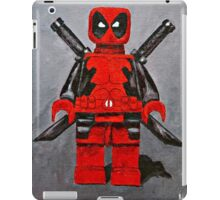 Lego D,Pool iPad Case/Skin