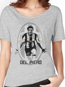 Alessandro Del Piero Women's Relaxed Fit T-Shirt