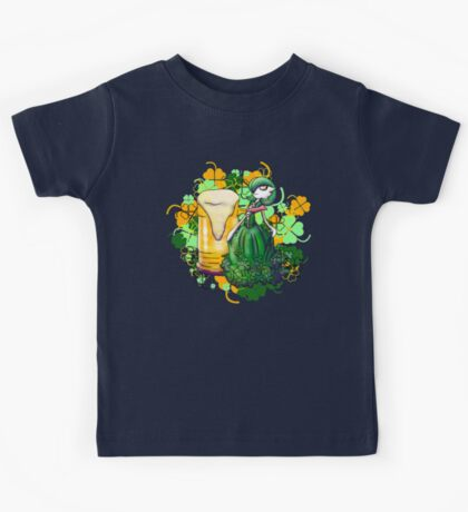 Irish Ale  Kids Tee