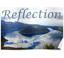 Reflection Poster