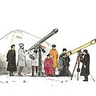 Soviet Scientists in Kazakhstan early 20th Century by Daniel Gallegos