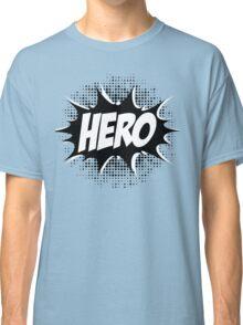 Hero, Comic, Superhero, Super, Winner, Superheroes, Chef, Boss Classic T-Shirt