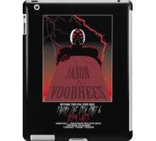Friday The 13th Part 6: Jason Lives iPad Case/Skin