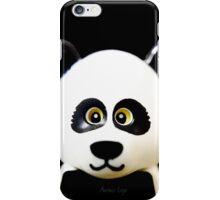 Cute Lego Panda Guy iPhone Case/Skin