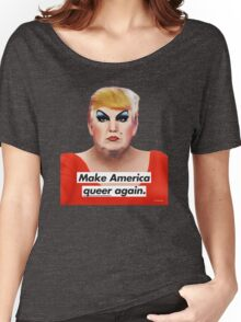 Make America Queer Again Women's Relaxed Fit T-Shirt