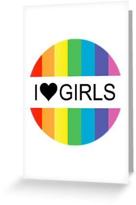 i heart girls by chromatosis