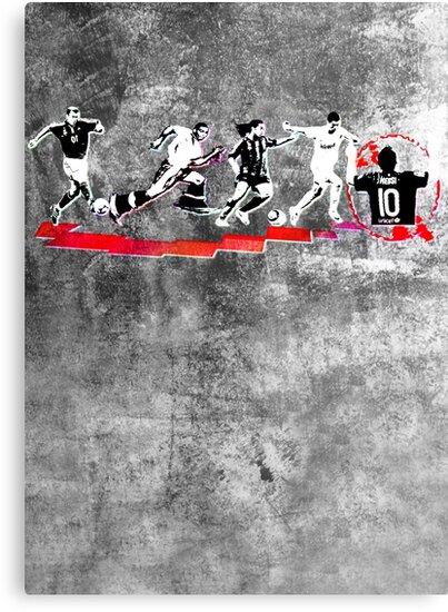 Evolution of Modern Football by Kuilz