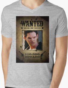 Buffy Xander Wanted 1 Mens V-Neck T-Shirt