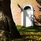 arched door by Anne Scantlebury