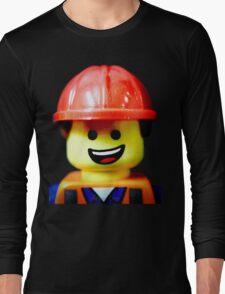 Hard Hat Emmet Long Sleeve T-Shirt