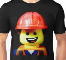 Hard Hat Emmet Unisex T-Shirt