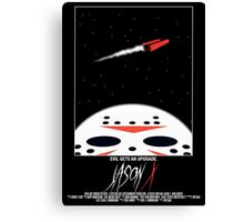 Jason X Canvas Print