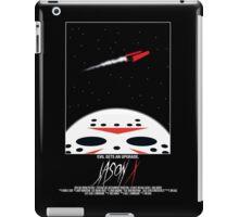 Jason X iPad Case/Skin