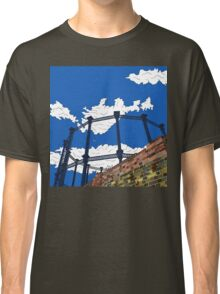 Regent's Canal Gas Tower Classic T-Shirt