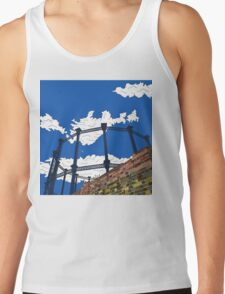 Regent's Canal Gas Tower Tank Top