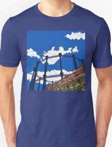 Regent's Canal Gas Tower Unisex T-Shirt