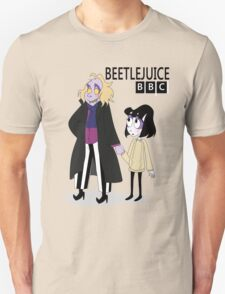 BBC Sherlock Beetlejuice T-Shirt