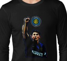 Javier Zanetti Long Sleeve T-Shirt