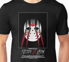 Freddy Vs. Jason Unisex T-Shirt