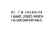 introducing chandler by heloisajusto