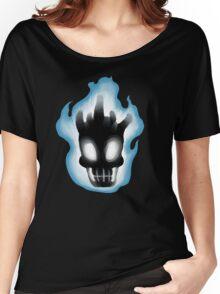 Skull Heart Women's Relaxed Fit T-Shirt