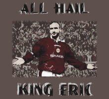 Eric Cantona - The King One Piece - Short Sleeve
