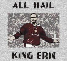 Eric Cantona - The King Kids Tee